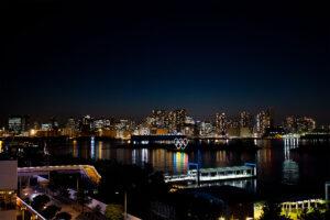 お台場の海と夜景を楽しみながらのBBQはいかがですか?